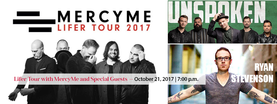 Lifer Tour with MercyMe and Special Guests