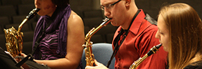 Jazz Ensemble Concert - 04/16/2015