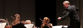 Roberts Wesleyan College Community Orchestra - 04/18/2015