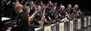 US Navy Band Commodores - 11/04/2014