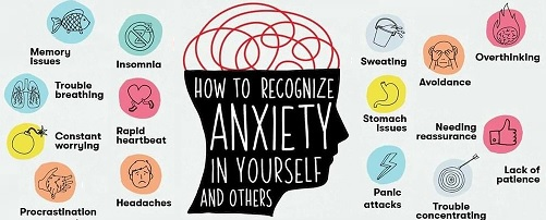 News - March Your Anxiety to the Curb
