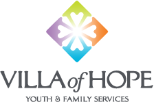 Villa of Hope logo