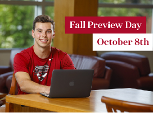 Fall Preview Day October 8th