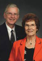 Dr. and Mrs. David Barnes