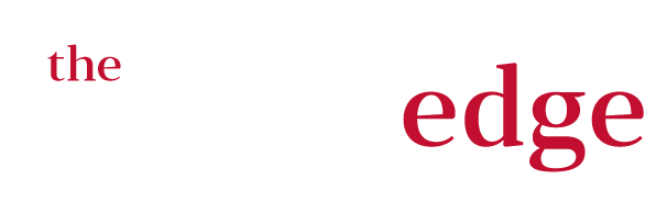 leading edge blog logo