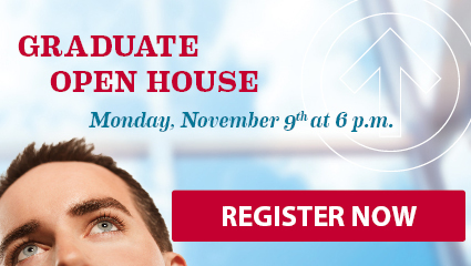 Register for Open House