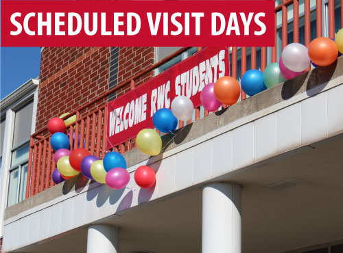 scheduled visit days