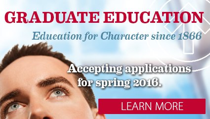 graduate education at Roberts