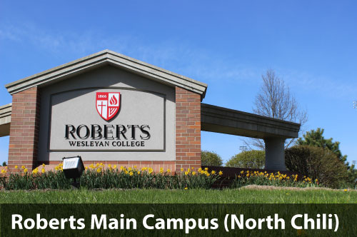 Roberts Main Location