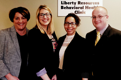 Liberty Resources Behavioral Health Clinic MHA Consultants Team 1