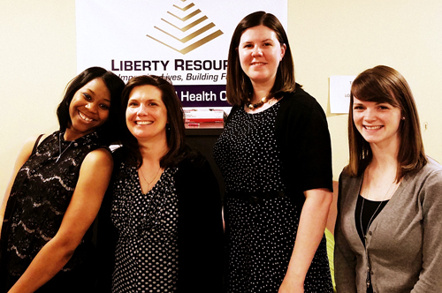 Liberty Resources Behavioral Health Clinic MHA Consultants Team 2